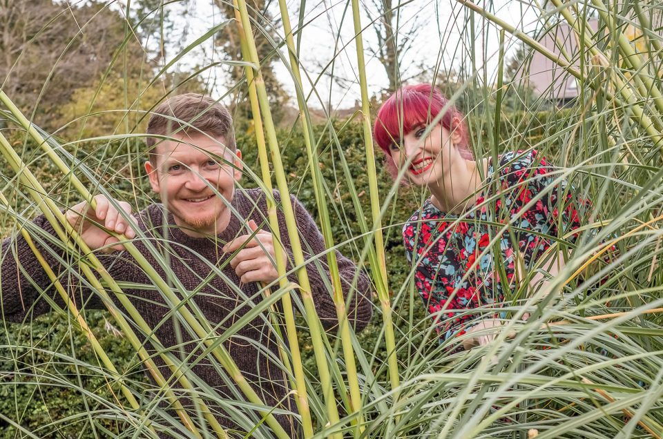 Braintree Public Gardens Engagement Shoot | Nicola & Daniel