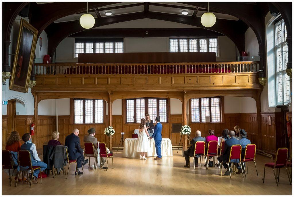 Saffron Walden Town Hall Wedding