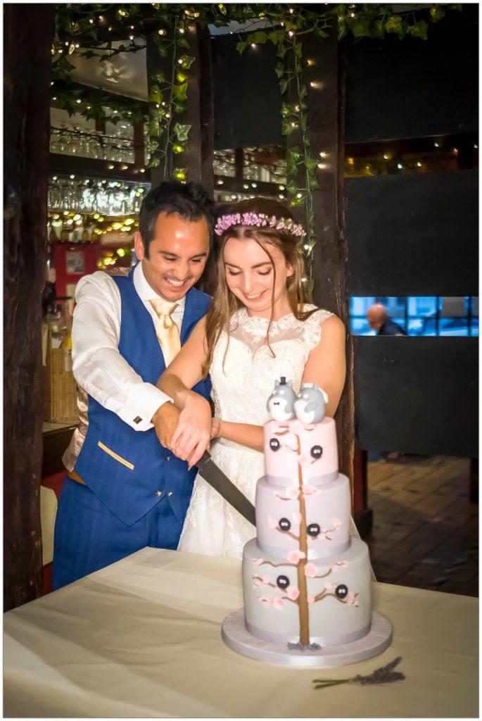 Parrishes Wedding Reception