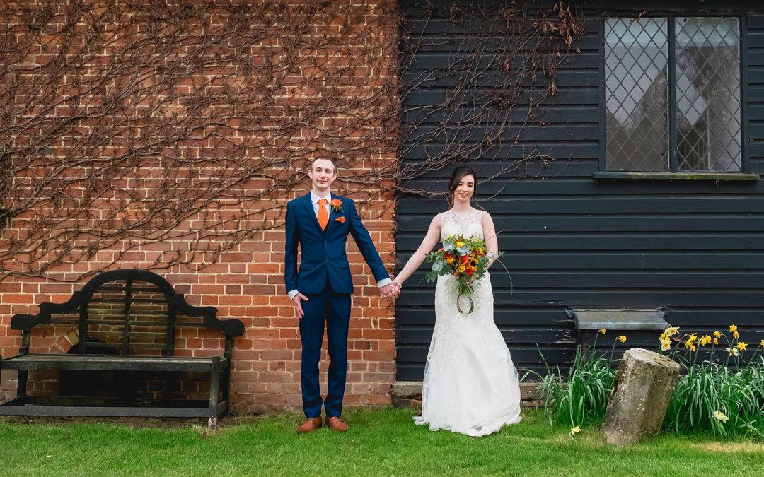 Mini Spring Wedding Photography | Leez Priory Essex