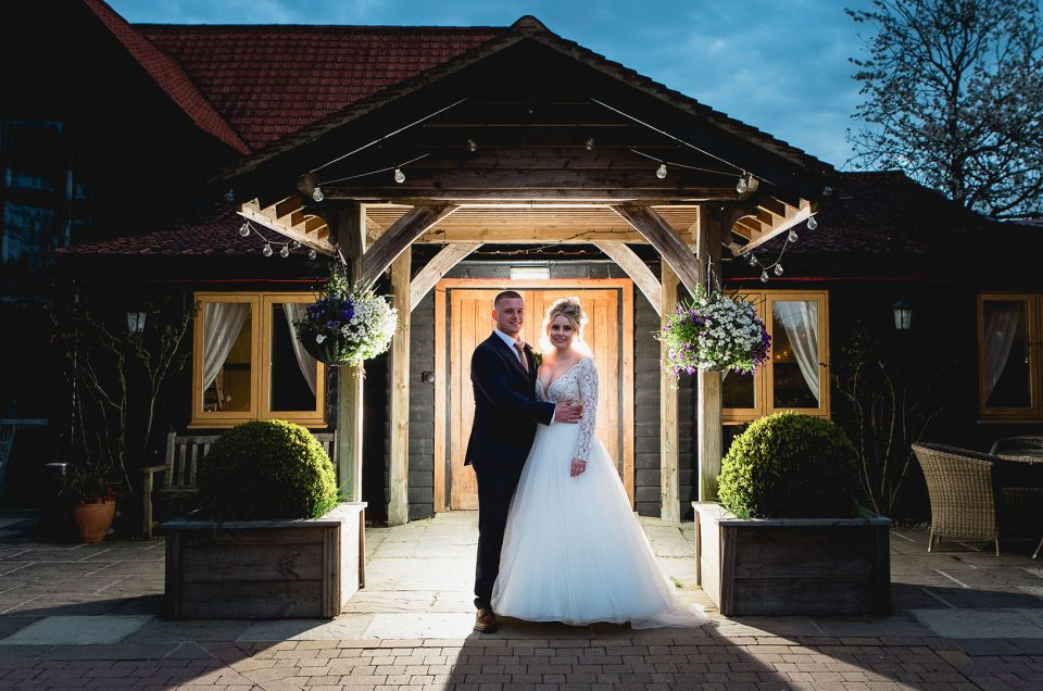 Maidens Barn Mini Wedding Photography | Alice & Jack