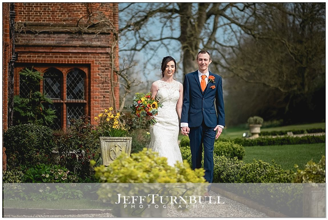 Leez Priory Mini Wedding