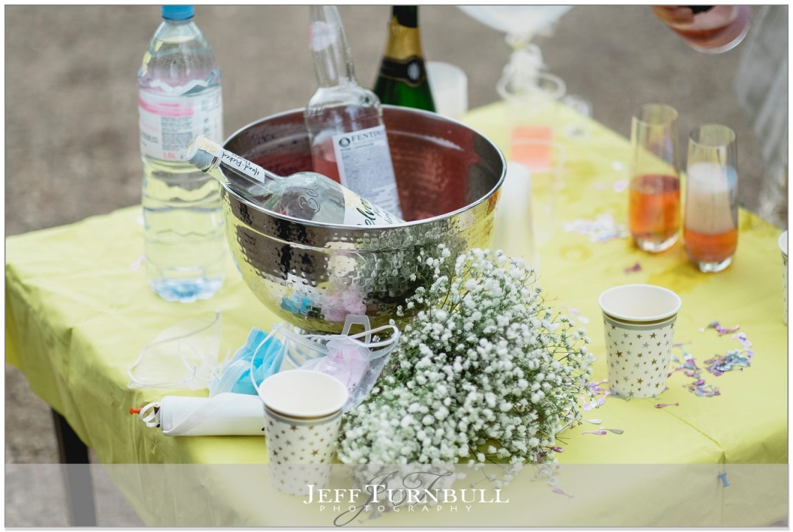 Pop up Bar Wedding
