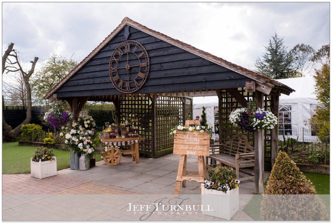 Maidens Barn Outdoor Weddings