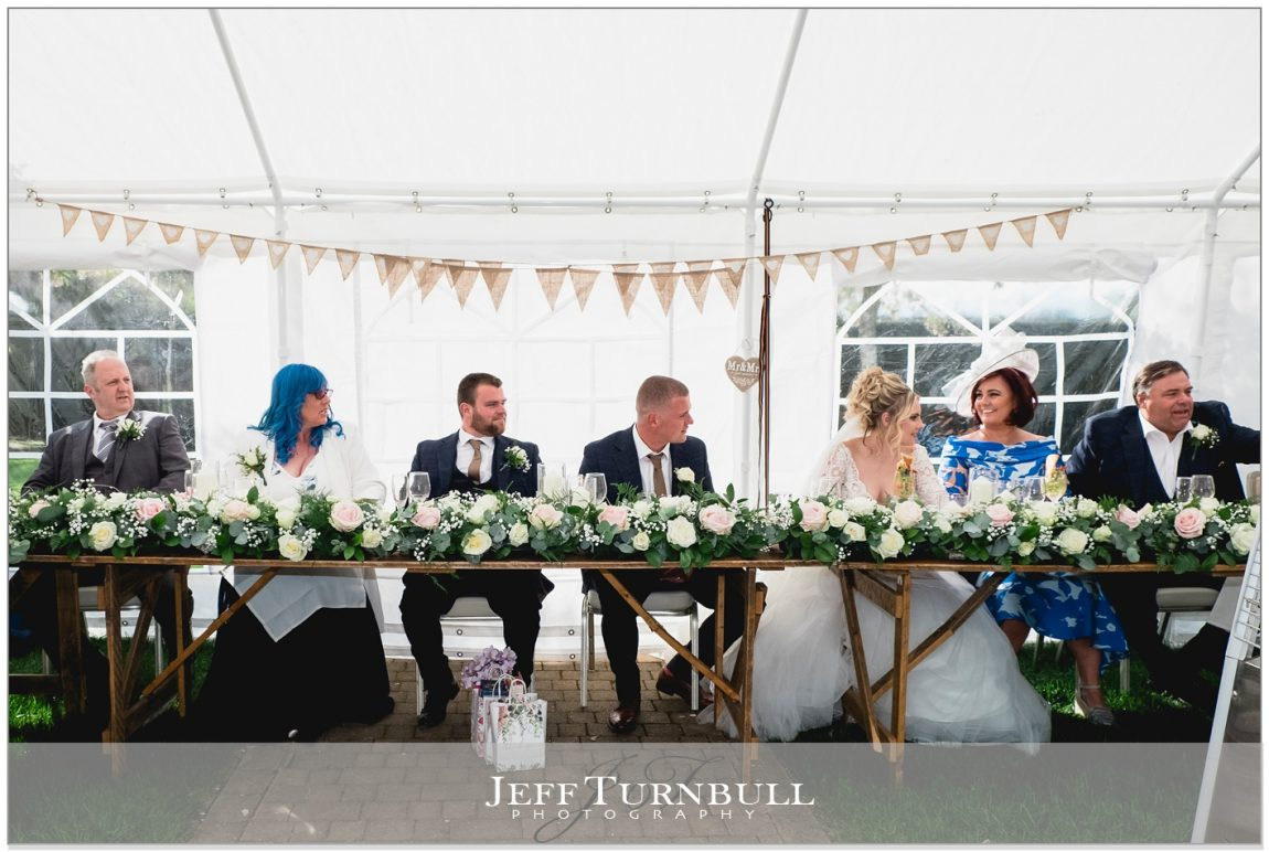 Maidens Barn Marquee