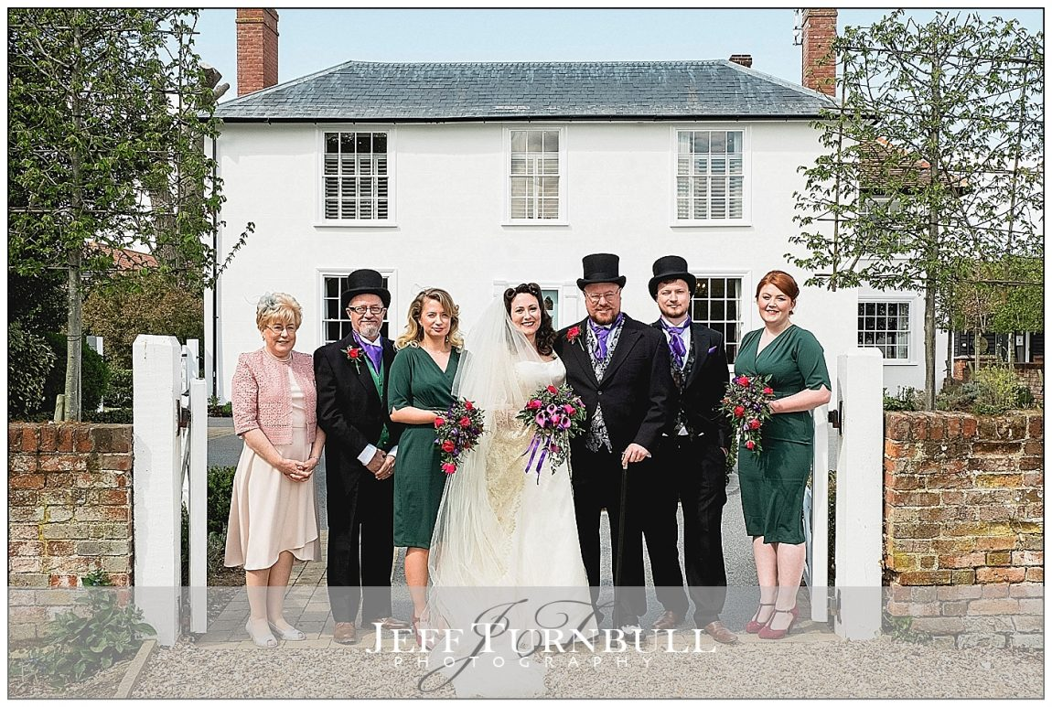 Mini Wedding at Vaulty Manor