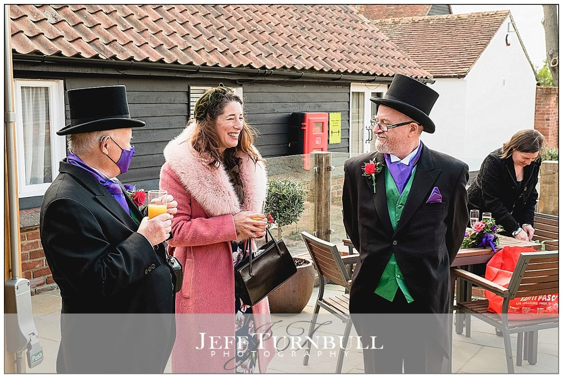 1940s Themed Wedding in Essex