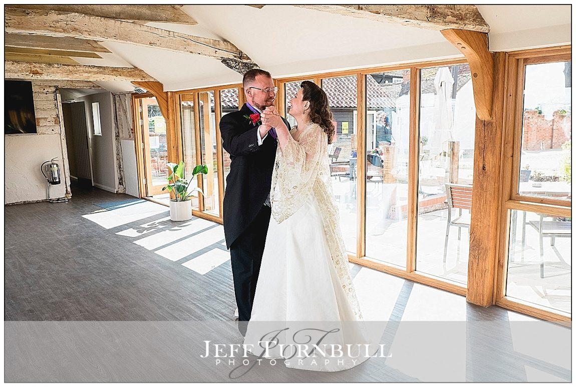Mini Wedding First Dance