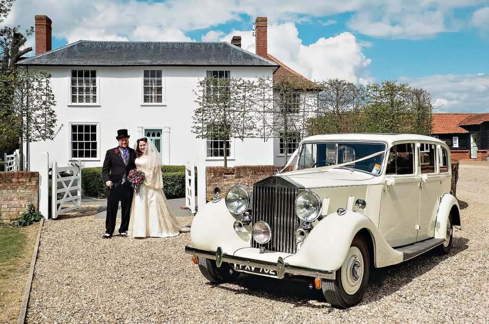 1940s Wedding Photography | Vaulty Manor Essex