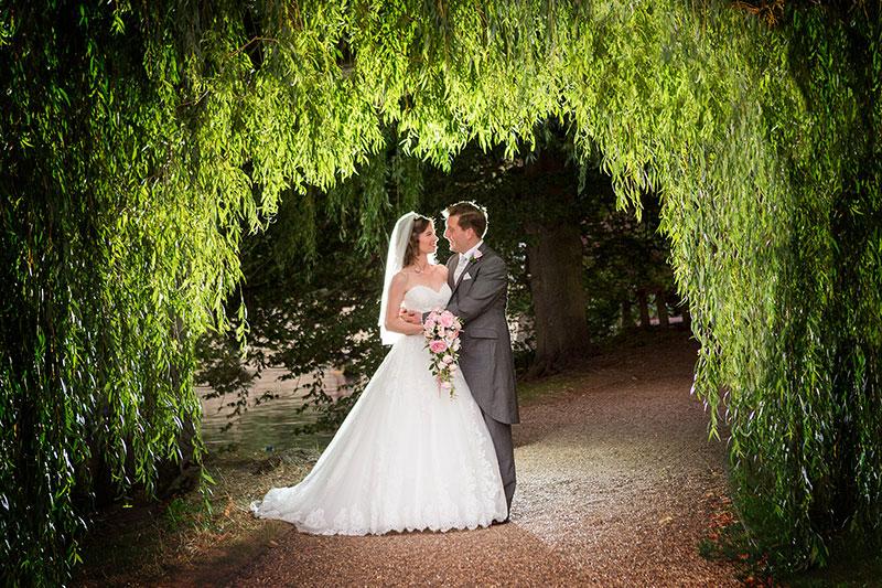 Wedding Photography at Night