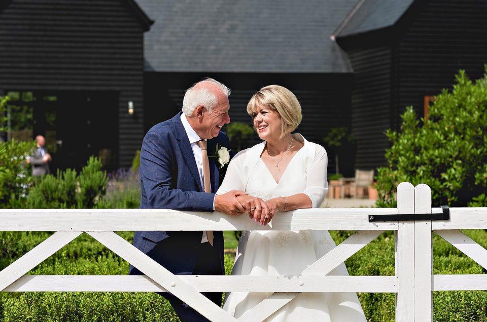 Romantic Wedding at Villiers Barn | Essex Venue