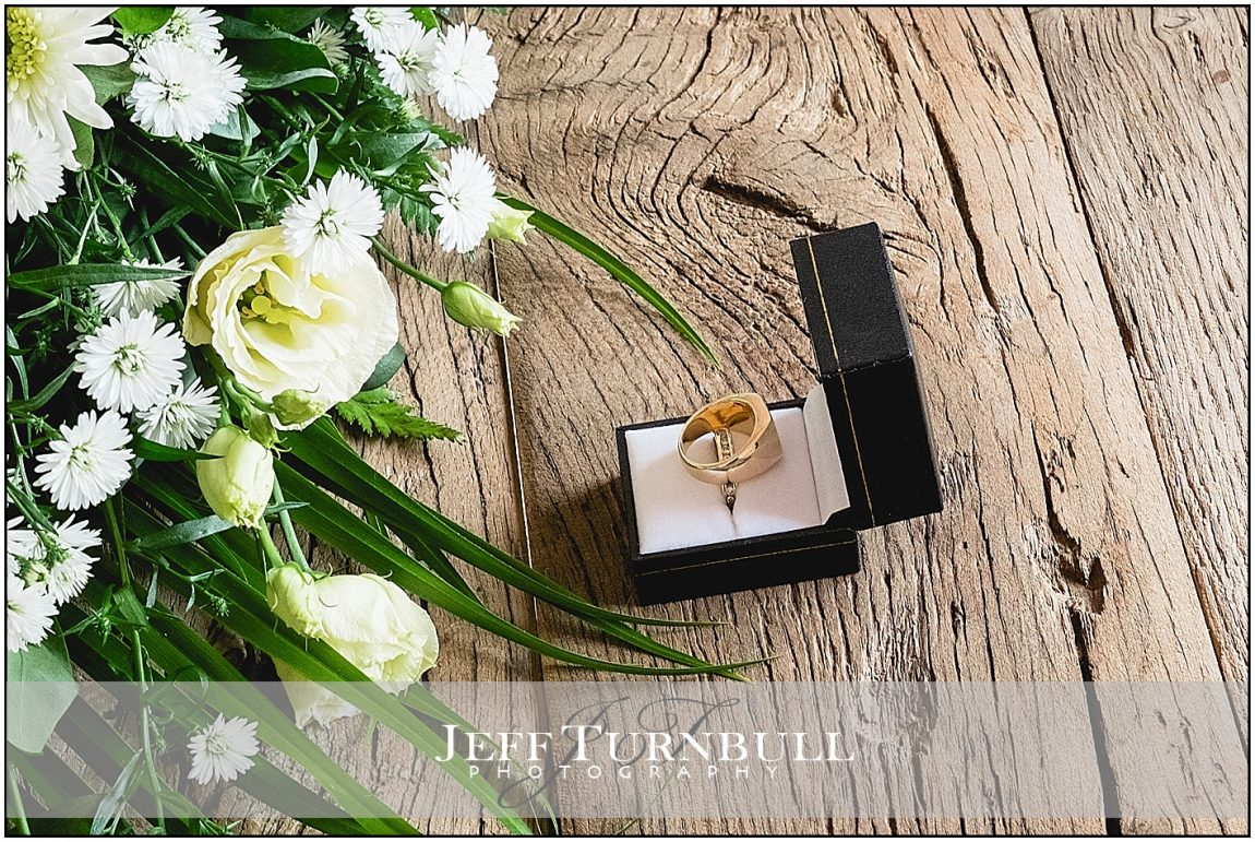Bride and Groom Wedding Rings