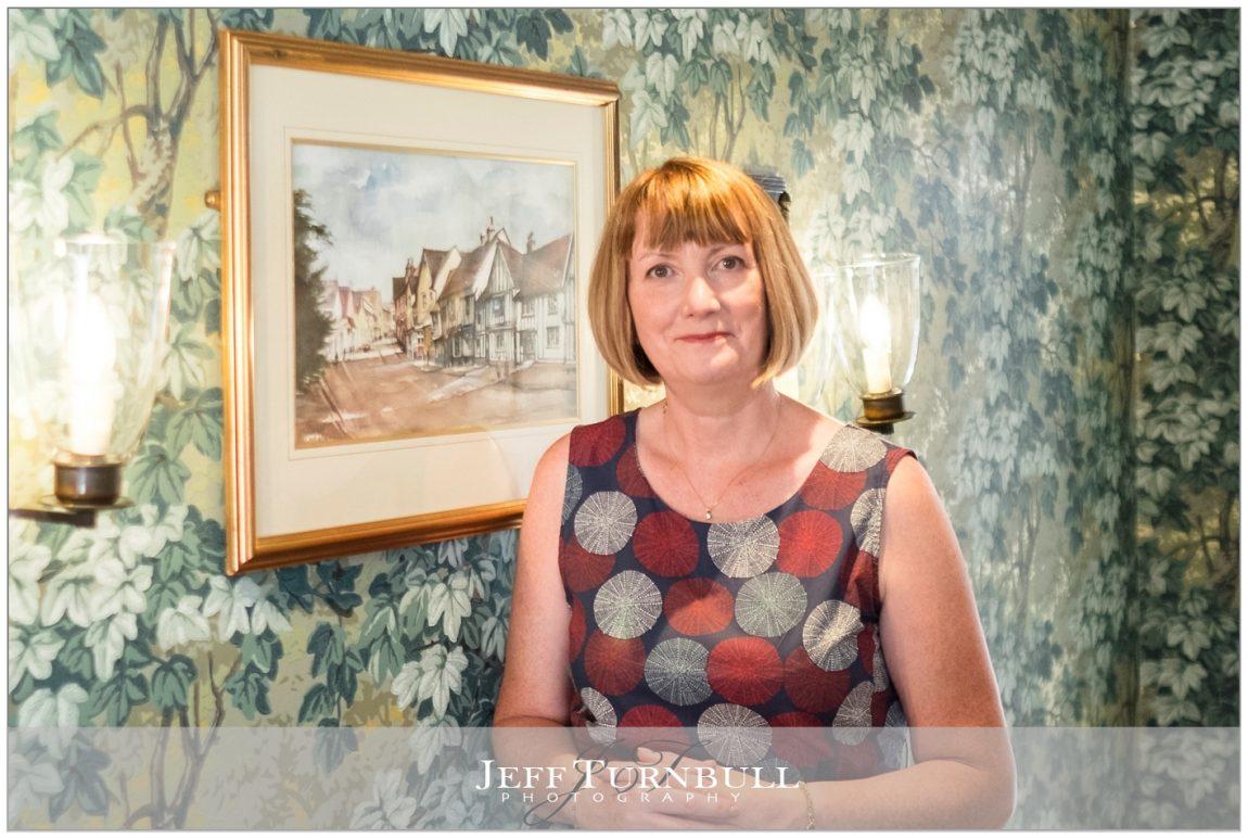 Carol Cranfield Wedding Celebrant Headshots