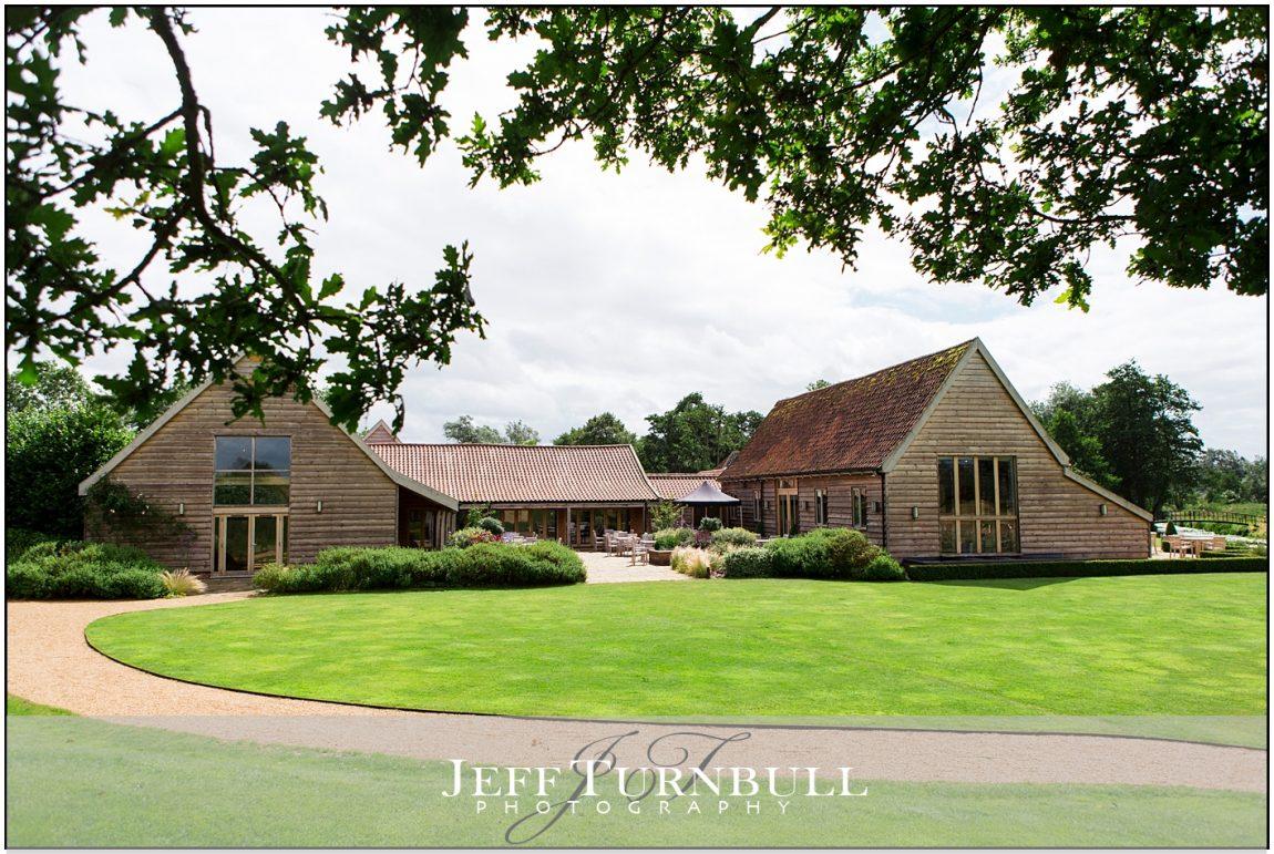 Suffolk Barn Wedding Venue